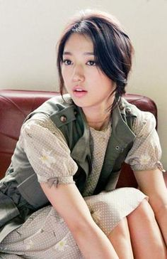 Park Shin Hye: I am thinking she personifies Dani Park