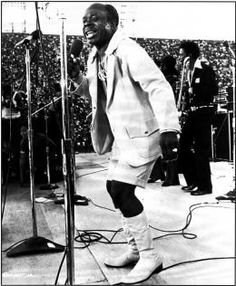 """Rufus Thomas, Jr. (March 27, 1917 – December 15, 2001) rhythm and blues, funk and soul singer and comedian from Memphis, Tennessee, who recorded on Sun Records in the 1950s and on Stax Records in the 1960s and 1970s. He was the father of soul singer Carla Thomas and keyboard player Marvell Thomas. Best known for his hit record """"Walking the Dog."""""""
