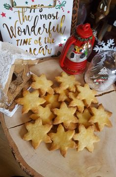 Christmas Desserts, Christmas Baking, Thermomix Desserts, Kinds Of Cookies, Xmas Dinner, My Dessert, Happy Foods, Biscuit Cookies, Winter Food