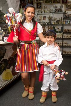 Funchal, Folk Costume, Costumes, I Miss My Family, Dress Up, Shirt Dress, Azores, Spain And Portugal, People Around The World