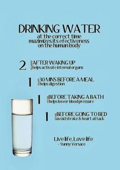 Do you drink enough #water? Here are some tips to consider