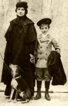 Suzanne Valadon (1865-1938)  and Maurice Utrillo, born Maurice Valadon (1883-1955)