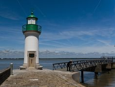 Lighthouse Saint-Brevin-les-Pins by Ian Van Landuyt, via 500px