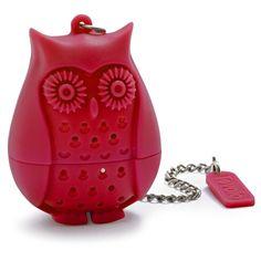 Owl Tea Infuser   Sur La Table