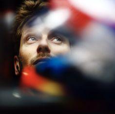Romain makes Q3, starts 9th!