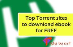 Top 25 Best Ebook Torrents Sites 2017 For Book Torrenting {Update}