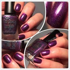 **********Prototype: Attention Please! is a medium purple linear holo polish with pink and violet michoshimmers.Swatch provided by IG@mayhui*Please note if there is a problem associated with any prototype...