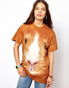 Enlarge The Mountain Guinea Pig T-Shirt