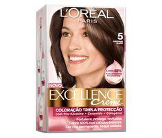 Excellence Creme                                                                      5.0 Castanho Claro