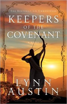 Keepers of the Covenant by Lynn Austin is book 2 in the Restoration Chronicles, but is a good stand alone book. Bringing the Old Testament. Good Books, Books To Read, My Books, Lynn Austin, Christian Fiction Books, Thing 1, Susa, This Is A Book, The Covenant