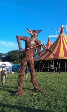Glastonbury 2011 - feast o' fiddles!