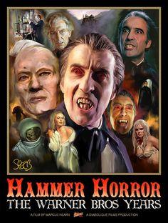 HAMMER HORROR: THE WARNER BROS YEARS a proposed documentary seeking Kickstarter funding.