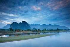 For Adventure: Laos If you want enough stories to fill a book, head to this Southeast Asian country,... - Photo: David Noton Photography / Alamy.