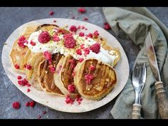 Nutella, Sweet Recipes, Pancakes, French Toast, Tacos, Pudding, Lunch, Breakfast, Ethnic Recipes