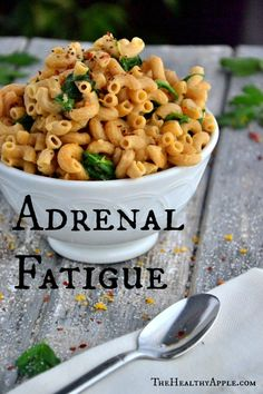 How well you live and how good you feel depends heavily on your adrenal glands and if they are functioning properly. What Is Adrenal Fatigue, Adrenal Fatigue Treatment, Adrenal Fatigue Symptoms, Adrenal Glands, Health And Nutrition, Health And Wellness, Real Food Recipes, Healthy Recipes, Adrenal Health