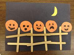 Mrs. Goff's Pre-K Tales: LOTS of Halloween Craft Ideas