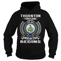 Thornton, Pennsylvania Its Where My Story Begins