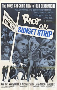 Riot on Sunset Strip (1967)