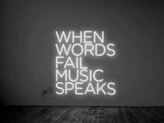 Image via We Heart It https://weheartit.com/entry/163498992 #grunge #lights #music #neon #quotes #random #text #words