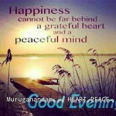 Need heart peace