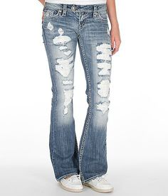 Rock Revival Kai Boot Stretch Jean - Women&39s Jeans | Buckle. My