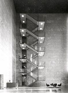 Arne Jacobsen - National Bank of Denmark