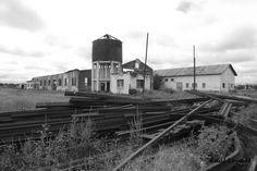 Nuevo Casas Grandes Chih. ( Ex-Talleres del Ferrocarril Chihuahua al Pacífico.