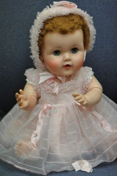 images of toodles doll | 21 inch American Character Doll Toodles 1950s