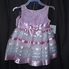 New Jessica Ann baby dress. New with tag Jessica Ann baby dress Jessica Ann Dresses