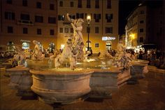 rome italy piazza navona - Google Search