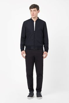 COS | Technical zip-up jacket maturity