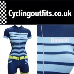 Davanti Jill cycling jumpsuit. For women that go for a super fast and cool  look 69f330a2a