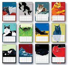 animal calendar - Buscar con Google