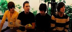 arctic monkeys... c'mon matt, al is hungry