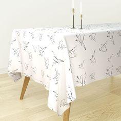kuro uta on Bantam by tezukuri_ Custom Fabric, Spoonflower, Blanket, Wallpaper, Bed, Design, Home Decor, Decoration Home, Stream Bed