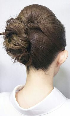 Bohemian Hairstyles, Modern Hairstyles, Wedding Hairstyles, Wedding Hair And Makeup, Hair Makeup, Hippie Hair, Hair Arrange, Hair Reference, Japanese Kimono