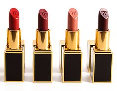 Tom Ford • Lip Color Matte • // These bad boys look worth checking out