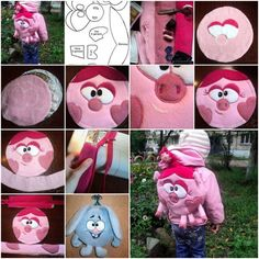 How To sew Cute custom kids Backpacks step by step DIY tutorial instructions thumb 512x512 How To sew Cute custom kids Backpacks step by ste...