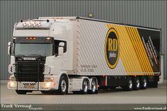 Scania truck - RD Plastics