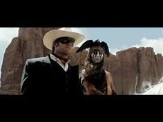 The Lone Ranger Trailer - coming in 2013