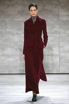 New York Fashion Week: Costello Tagliapietra: pura funcionalidad