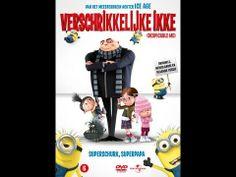 Verschrikkelijke ikke. Volledige film, Nederlands gesproken.