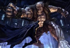 Batman: Arkham City - Batman & Solomon Grundy