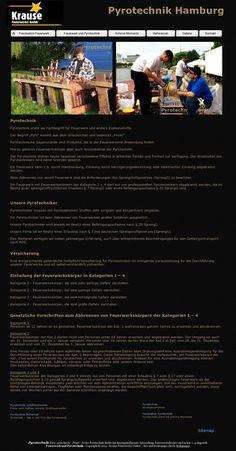 The website 'http://www.krause-feuerwerke.de/seite21.html' courtesy of @Pinstamatic…