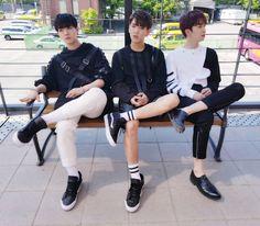 UP10TION Bitto, Hwanhee & Xiao  #환희 #비토 #샤오  #업텐션