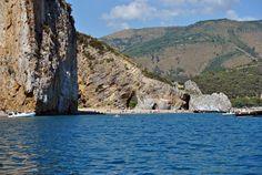 Arco Naturale di Palinuro (sea arch) - Italy