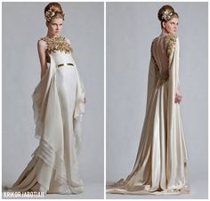 krikor jabotian princess wedding gowns