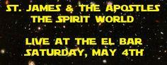 El Bar:  May 4, 2013