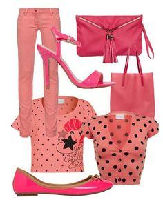 Pink addiction. http://stylenotes.ovs.it/2013/05/17/tutte-le-sfumature-del-rosa/