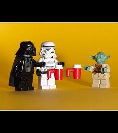 Barista Yoda!